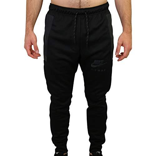 Nike Herren Sportswear Air Max Jogginghose Schwarz M