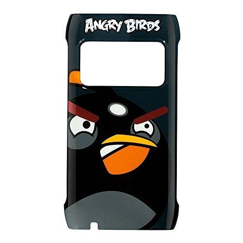 Nokia CC-5000 Cover Angry Birds, Nero