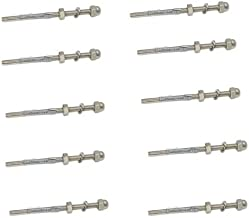 10 PC Type 316 Stainless Steel End Fitting for Cable Railing - for 1/8