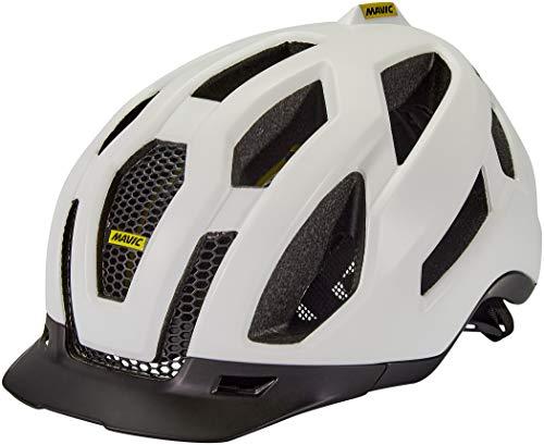 MAVIC XA Pro MTB Fahrrad Helm weiß/schwarz 2018: Größe: M (54-59cm)