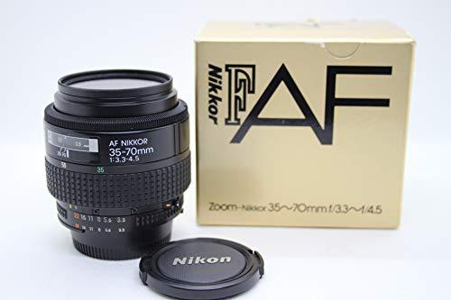 ZOOM-Nikkor 35-70mm f/3.3~f4.5N