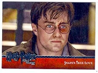 Harry Potter trading card Deathly Hollows Part 2 #44 Harry Potter Daniel Radcliffe
