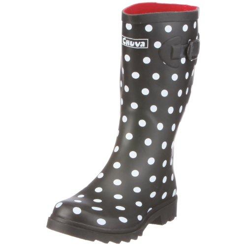 Chuva Damengummistiefel Chuva Stip CHSTIP Damen Stiefel, schwarz(zwart) EU 38