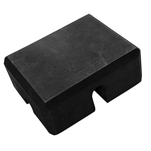 MOVKZACV Palestra Fitness Esercizio Barbell Portatile Bench Block Altezza Regolabile Profondo Squat