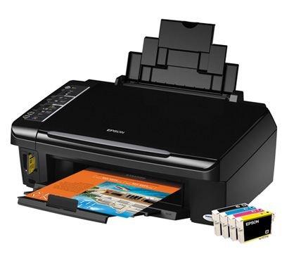 Epson Stylus SX205 Imprimante multifonctions jet d'encre couleur
