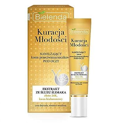 Bielenda Youth Treatment Moisturizing Anti Wrinkle Eye Cream by Bielenda