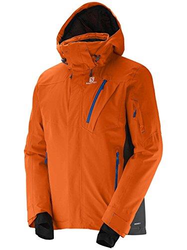 SALOMON Herren Snowboard Jacke Iceglory Jacket