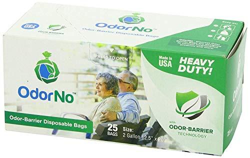 OdorNo Odor-Barrier Disposable Bags