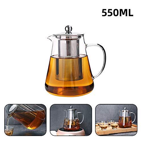 Tetera de cristal de The Tea Makers of London 500 ml
