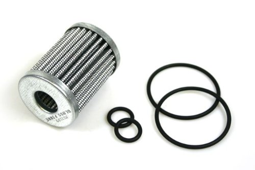 HybridSupply Filtereinsatz für BRC Gasfilter aus Polyester inkl. Dichtungssatz (Gasphase)