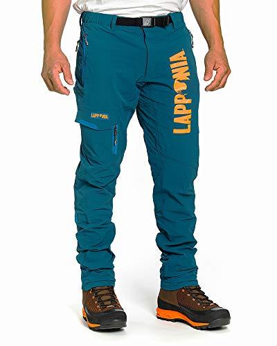 Lapponia Pantalone VAD Estivo Leggero Elasticizzato Confortevole Caccia Trekking Montagna Outdoor Sport Tempo Libero (56)