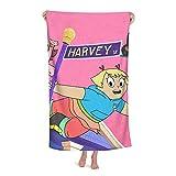 Harvey Street - Toallas de playa para niños, toallas de baño de microfibra, accesorios de viaje, linda toalla de playa para mujeres, toallas de playa para hombres, toallas grandes para adultos