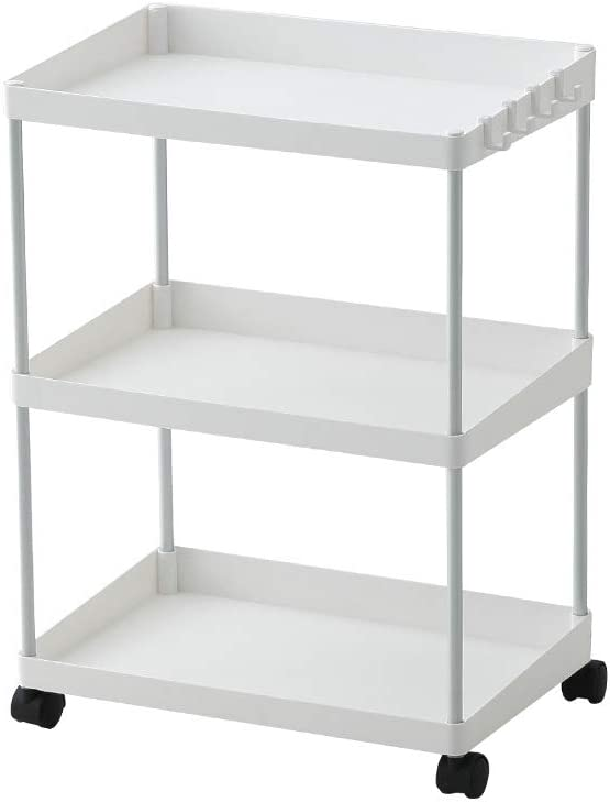 New Shipping Free Shipping ZHAN YI SHOP Floor Shelf with 3 Bombing new work Layers and Kitchen B Storage of