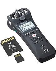 Zoom H1n - Grabadora de audio (incluye tarjeta micro SDHC de 32 GB)
