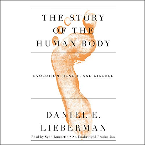 The Story of the Human Body cover art