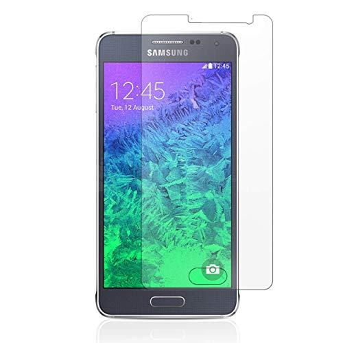 5.9 Cristal Pantalla para Samsung Galaxy Alpha G850 | Resistente y Transparent