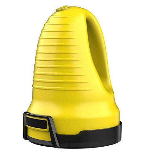 BuleEco Grattoir à Glace Électrique Dégivreur de Déneigement de Pare-Brise de Fenêtre de Voiture Automatique d'hiver 3000Ma à Piles Chargement USB