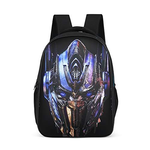Xuanwuyi Armor,energía impresión bolsa de hombro estudiante escuela media - Armor impermeable preppy mochila mochila mochila para adolescentes niños escuela mochila campus