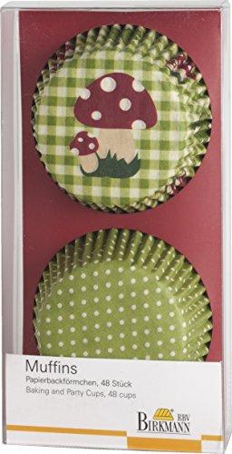 Birkmann 440388 muffin-vormpje geluk, Ø 7 cm