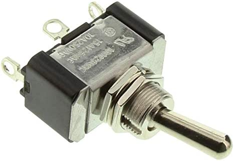 MCR13-7-05 - Toggle Switch Limited time cheap sale On-Off-On Max 64% OFF 10 SPDT Non Illuminated