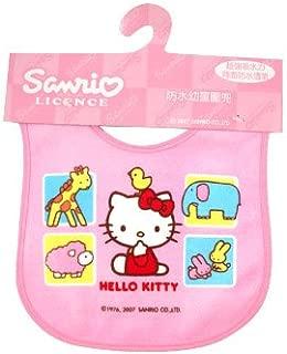 Hello Kitty Sanrio Baby Girl Large Bib