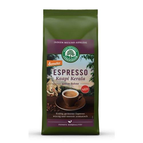Lebensbaum Bio Espresso Kaapi Kerala, ganze Bohne (1 x 250 gr)
