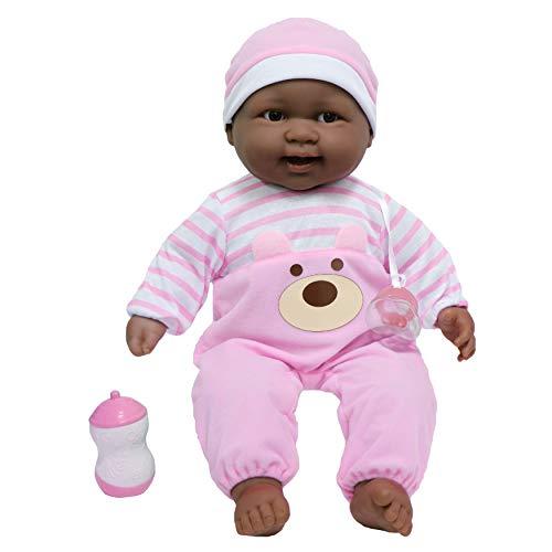 Puppen von Berenguer 35017 Viel zu Kuscheln Baby Doll - African American - 20 Zentimeter