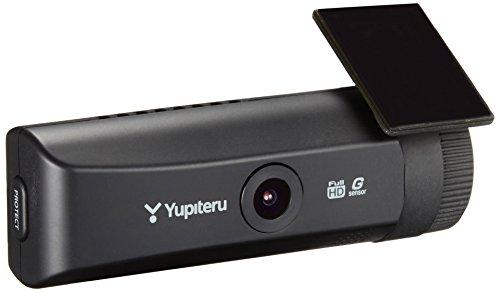 ユピテル ドライブレコーダー DRY-V2 200万画素 HDR/衝撃記録機能搭載 スマートビューモデル 東西LED式信号...