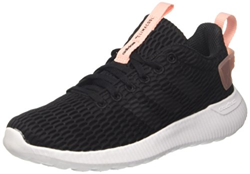 adidas Damen Cf Lite Racer Cc W Fitnessschuhe, Schwarz (Core Black/Haze Coral S17), 40 EU