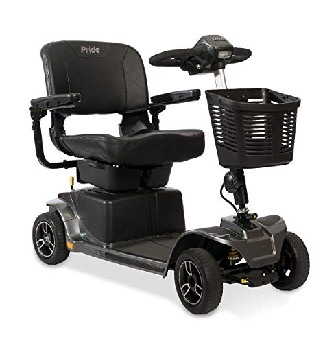 Pride Mobility Revo 2.0 Mobility Scooter ? Lightweight 4 Wheel Electric Scooters for Adult