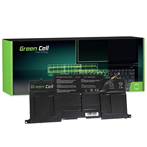 Green Cell C22-UX31 - Batería para portátil ASUS ZenBook UX31 UX31A UX31E...
