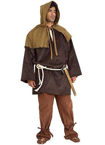 Stamco Disfraz Carpintero Medieval