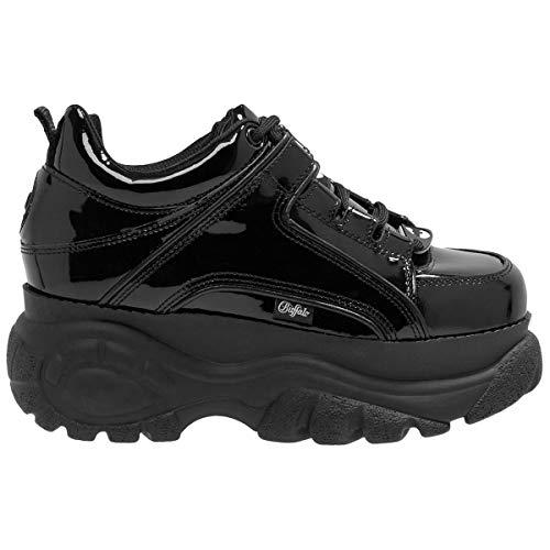 Buffalo 1339-14 2.0 Damen Schuhe Schwarz
