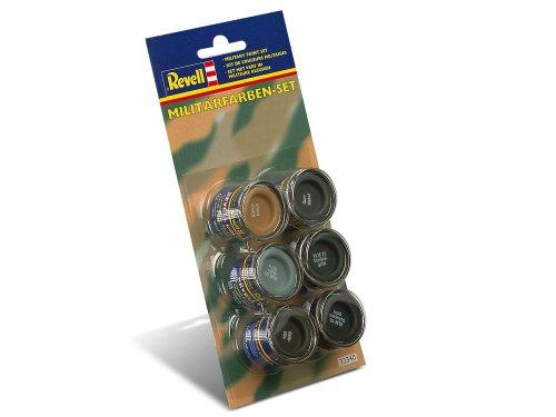 Revell - 32340 - Accessoire Pour Maquette - Set Couleurs Militaires