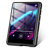 32GB MP3 Player, MECHEN Portable Digital Music Player with Bluetooth 5.0 FM Radio, Recording, 2.4' Screen, HiFi Lossless Sound, Support up to 128GB (MC-M3-02)