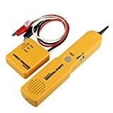 Moligh doll Cable Finder Tone Generator Probe Tracker Wire Network Tester Tracer KIT