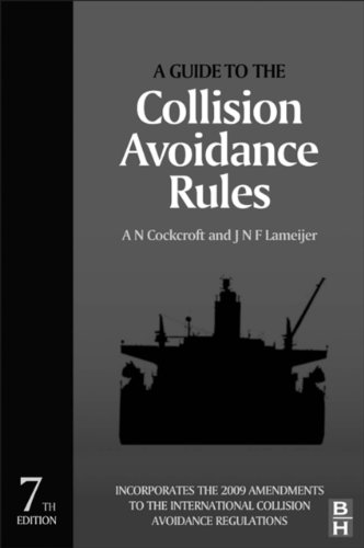 A Guide to the Collision Avoidance Rules (English Edition)