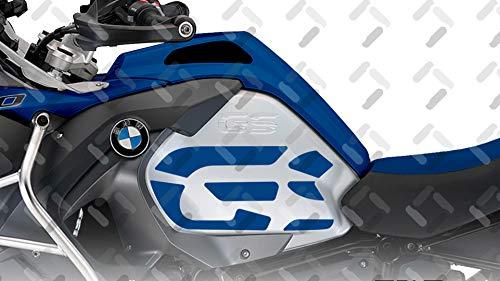 Kit X2 GS Camuflaje Adhesivo Lateral para Motocicleta BMW R 1200 GS...