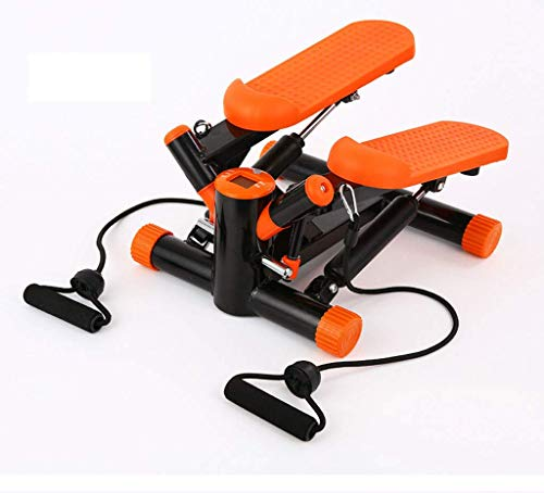 Mini-Stepper Swing Stepper Steppers, Mini Pedal Body Shaping Machine Equipo de Fitness para el hogar Stepper