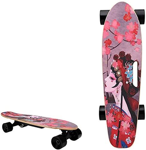 Skateboards Elektrisches Skateboard, 22...