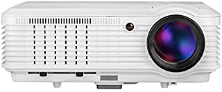 "LED LCD Video Projector HD 1080P 200"" 3900 Lumens Home Projector Support 1080P For Outdoor Indoor Movie Night, Home Cinema..."