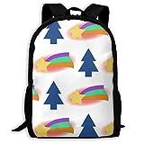HOJJP ñ mochila escolar von ruedas Travel Backpack Laptop...