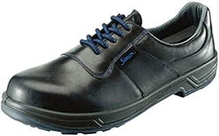 シモン 安全靴 短靴 8511黒 24.5cm 8511N24.5 [その他]