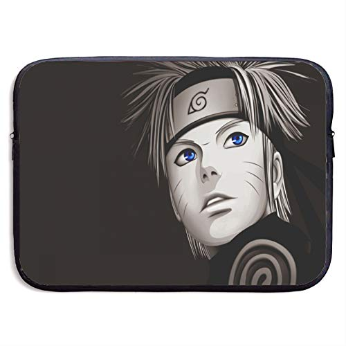 Laptop Sleeve Case Naruto Resistant Neoprene Notebook Computer Pocket for 13-15 Inch MacBook Pro/MacBook Air/Notebook Computer