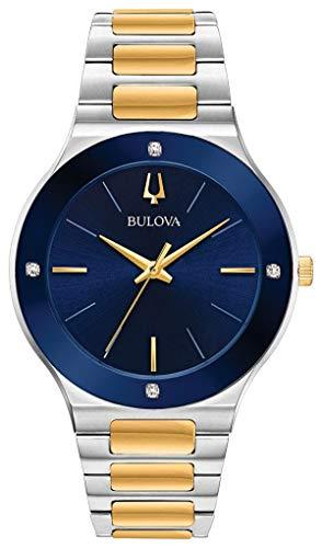 Relógio Masculino Bulova Futuro Aço 98E117