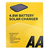 AA 12V Car Solar Battery Charger 4.8W AA1432 - For Vehicles And Caravans