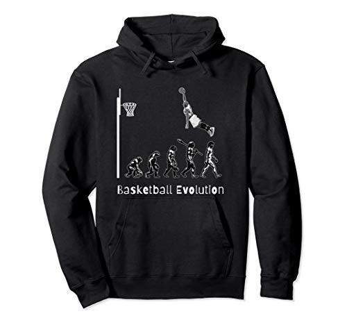 Basket Evolution Slam Dunk Giocatori di basket Felpa con Cappuccio