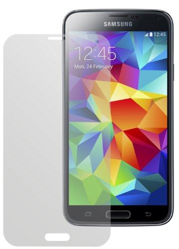 dipos I 6X Schutzfolie matt kompatibel mit Samsung Galaxy S5 / S5 Neo Folie Displayschutzfolie
