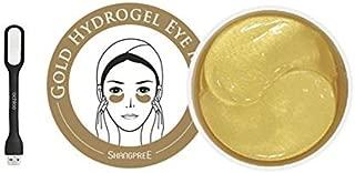 Shangpree Gold Energy Eye Mask 1.4Gⅹ60ea + Ochloo logo tag led