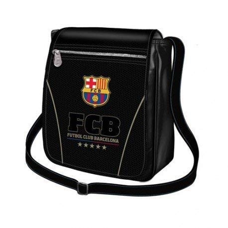 FC Barcelona Black-Bandolera Faster Vertical